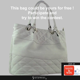 Participate to the Stylywear Contest for free an get a chance to Win this Carbotti Bag